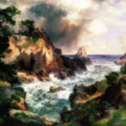 Point Lobos, Monterey, California Art Print