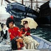 Portsmouth Dockyard Art Print