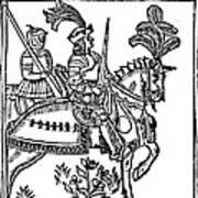 Richard I (1157-1199) Art Print
