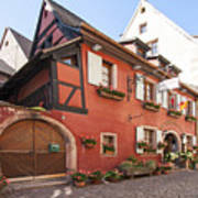Riquewihr France Art Print