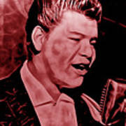 Ritchie Valens Collection Art Print
