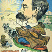 Robert Peary (1856-1920) Art Print