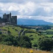 Rock Of Cashel, Co Tipperary, Ireland Art Print by The Irish Image Collection