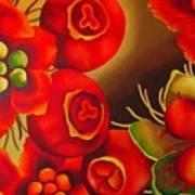 Rosehip Art Print