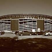 Shea Stadium - New York Mets Art Print