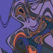 Shirley Maclaine's Grasshopper Phase Art Print
