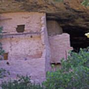 Spruce Tree House - Mesa Verde National Park Art Print
