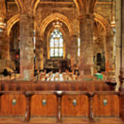 St Giles' Cathedral, Edinburgh Art Print