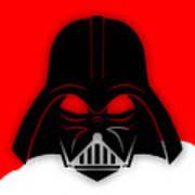 Star War Darth Vader Collection Art Print