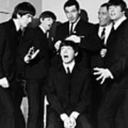 The Beatles, 1964 Art Print