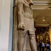 The Egyptian Museum Of Antiquities - Cairo Egypt Art Print