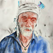 The Elder Art Print
