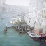 The Grand Canal Art Print