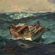 The Gulf Stream Art Print