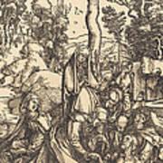 The Lamentation Art Print