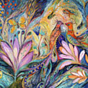 The Sea Song Print by Elena Kotliarker