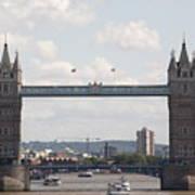 Tower Bridge.  Art Print