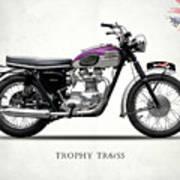 Triumph Trophy Art Print