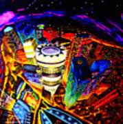 Vorticity II Art Print by Chris Haugen