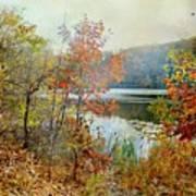 Wampus Pond Art Print