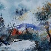 Watercolor  802120 Art Print