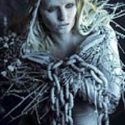Winter's Sorrow Art Print