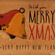 Christmas Greetings Art Print