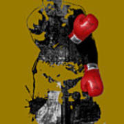 Muhammad Ali Collection Art Print
