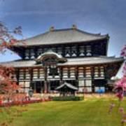 Nara Japan Art Print