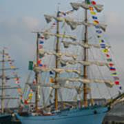 2004 Tall Ships Art Print