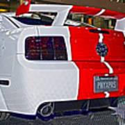2006 Ford Mustang No 2 Art Print