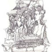 2009-10 Art Print