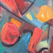 2009 Autumn In New York Art Print