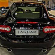 2009 Jaguar Xk Art Print