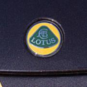 2011 Lotus Euora Emblem Art Print