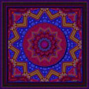 20110413-royaltapestry-uk25-k12-v04 Art Print