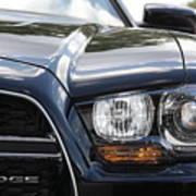 2012 Dodge Charger Art Print