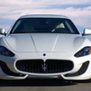 2015 Maserati Granturismo Art Print