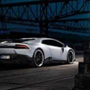 2015 Novitec Torado Lamborghini Huracan 3  1 Art Print