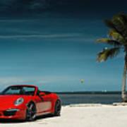 2015 Vorsteiner Porsche 911 Carrera 4s Vff 104 2 Art Print
