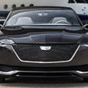 2016 Cadillac Escala Concept 3 Art Print