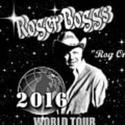 2016 World Tour Art Print
