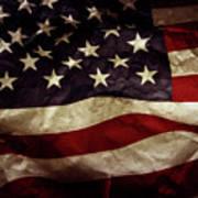 American Flag Art Print