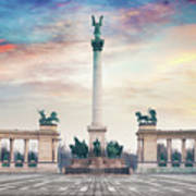 Budapest Hungary Art Print