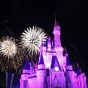 Cinderella Castle Art Print