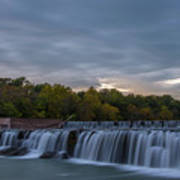 Grand Falls Waterfall Art Print