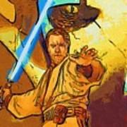 Star Wars Galactic Heroes Poster Art Print