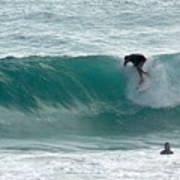 Australia - The Surfer Art Print