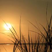Sunrise / Sunset / Indian River Art Print