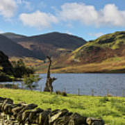 Crummock Water Art Print